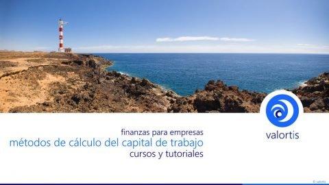 Cómo calcular el capital de trabajo